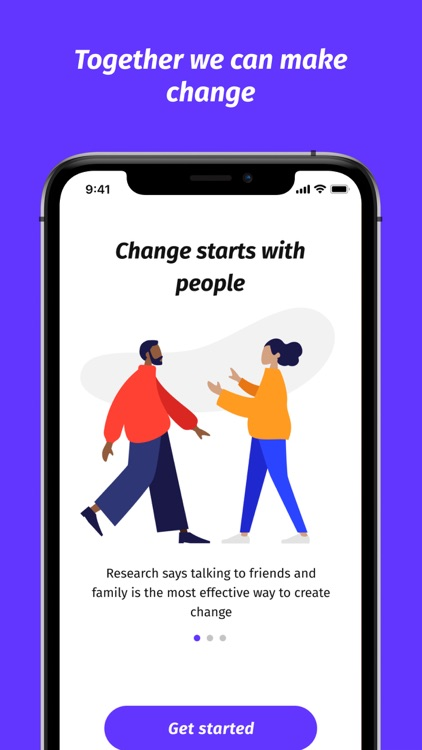 Empower: Relational Organizing screenshot-3