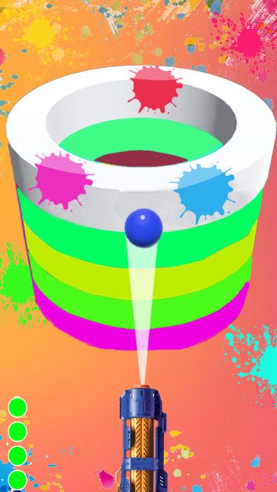 PaintBall Hitting:Tower Blast screenshot 1