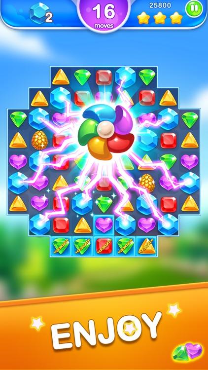 Jewel Blast Dragon - Match 3