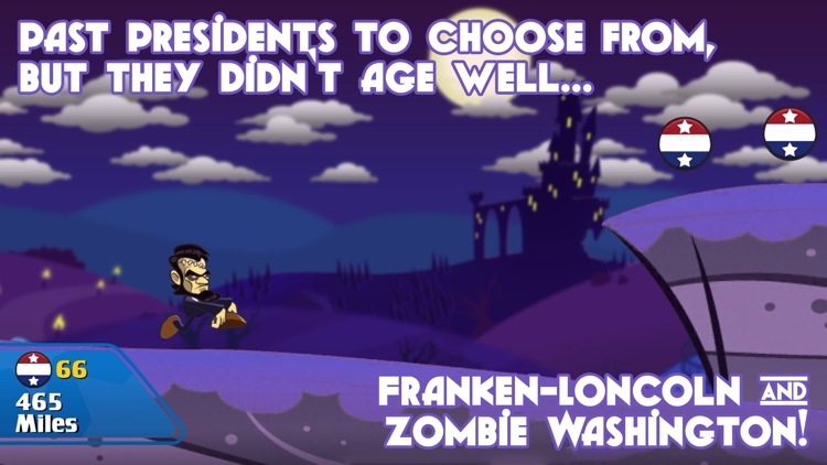 Presidents Run screenshot-6