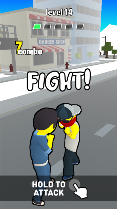 Mad Fighter screenshot 1