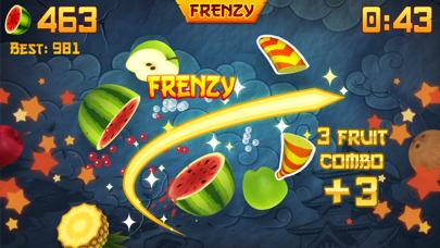 Fruit Ninja Classic+ screenshot 3