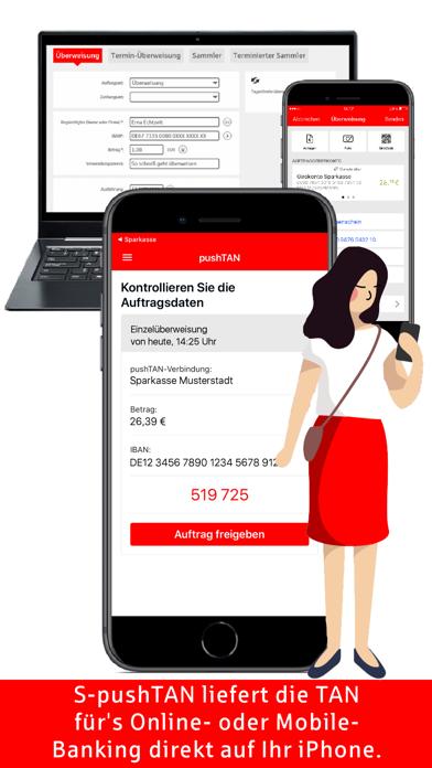 messages.download S-pushTAN für iPhone und iPad software