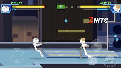 Cat Fighter: Battle screenshot 3