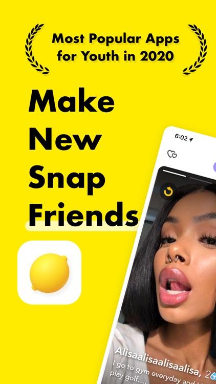 Lemon: Find Friends Nearby