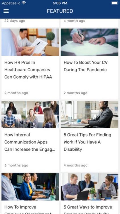 HR Management screenshot-3