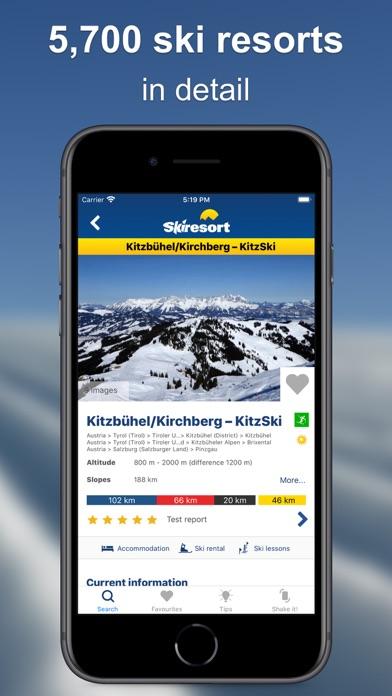 Skiresort.info – ski appのおすすめ画像9