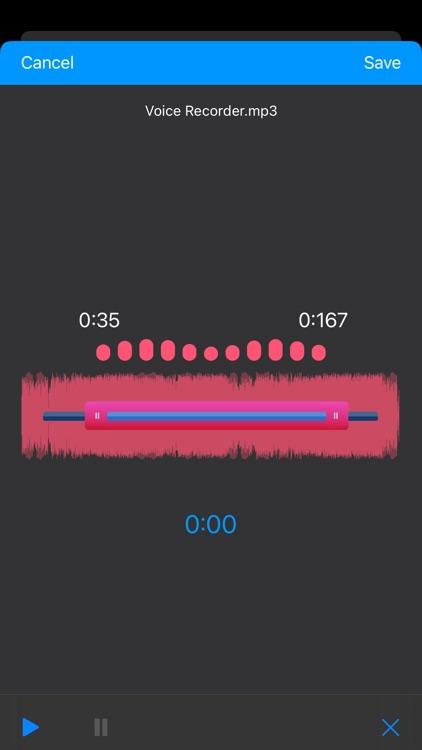 Voice Recorder,Audio recording screenshot-7