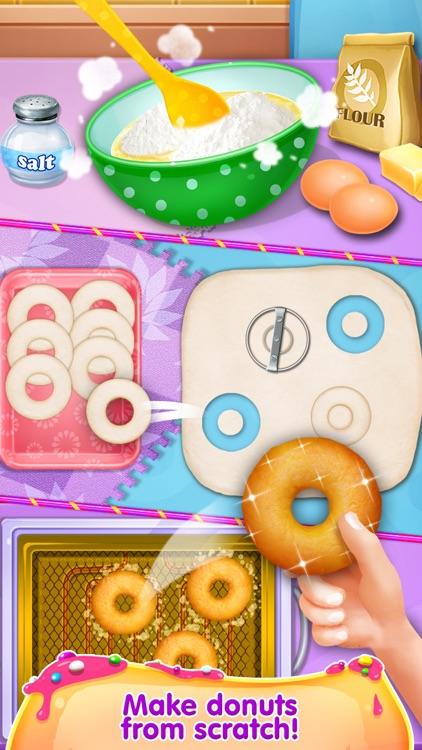 Donut Maker: Cooking Games screenshot-3