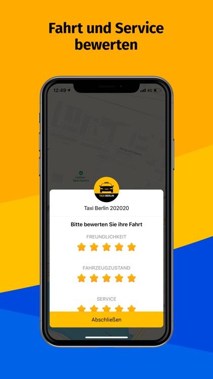 Taxi Berlin screenshot-9