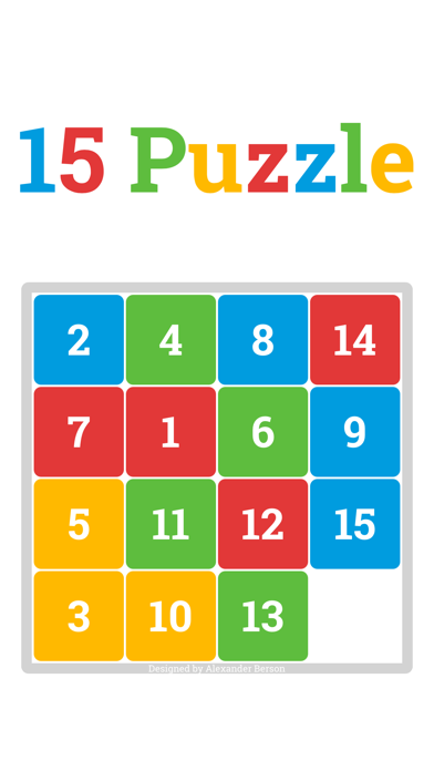 15 Puzzle for Kids*紹介画像3