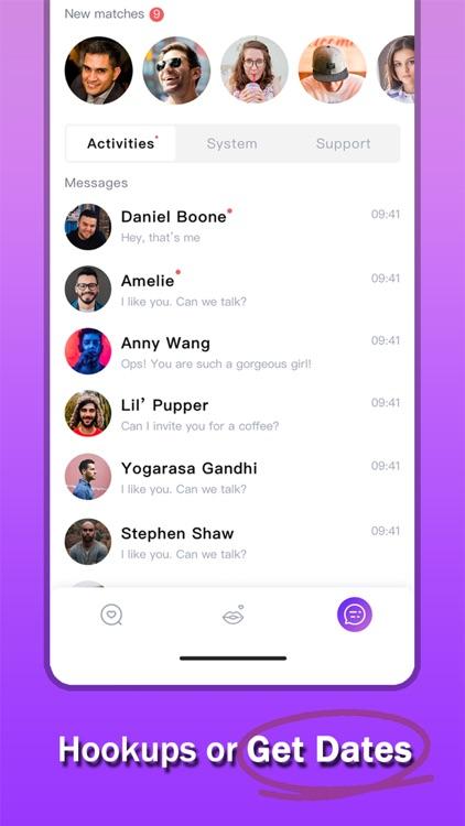 FWB: Adult Friend Hookup App screenshot-4
