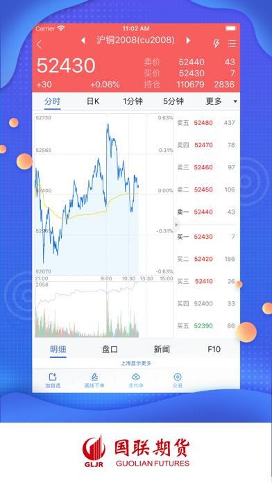 国联期宝-专业的掌上期货投资平台屏幕截图4