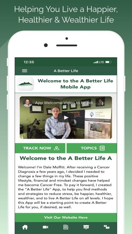 A Better Life by Dale Moffitt
