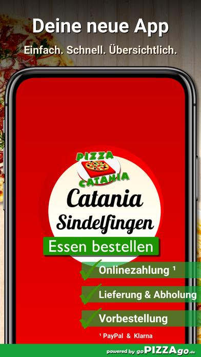 Pizza Catania Sindelfingen screenshot 1