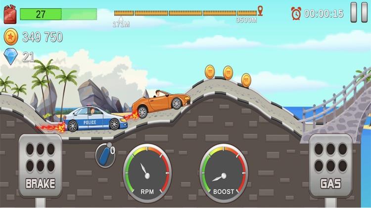 Drive Hill Car screenshot-6