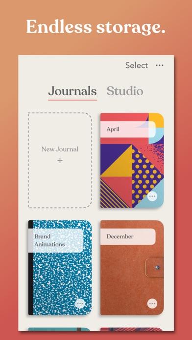 Zinnia Journal & Planner screenshot 6