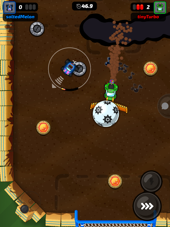 Motorball screenshot 8