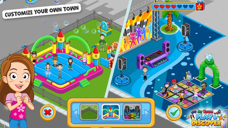 My Town : Play & Discover screenshot-1
