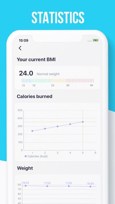 Lose Belly Fat - Home WorkoutScreenshot von 4