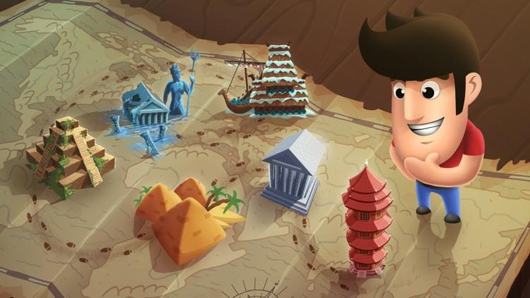 Diggy's Adventure: Maze Puzzle screenshot-3