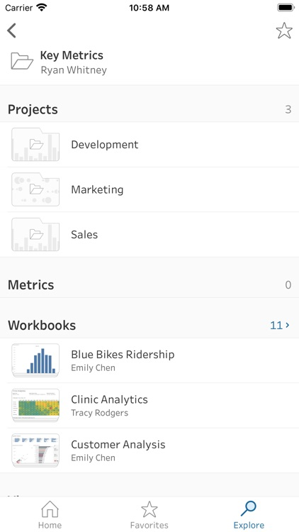 Tableau Mobile for Intune screenshot-4