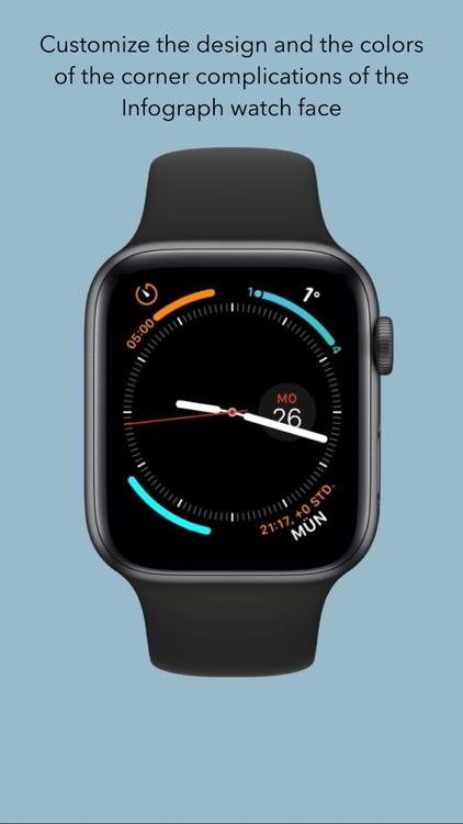 Bezels - personal watch faces screenshot-4