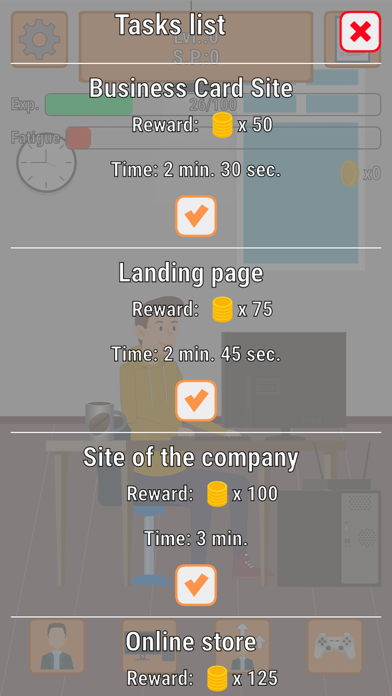 Dev Man: Cyber Tycoon screenshot 9