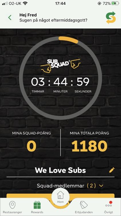 Subway® - Official App screenshot-6