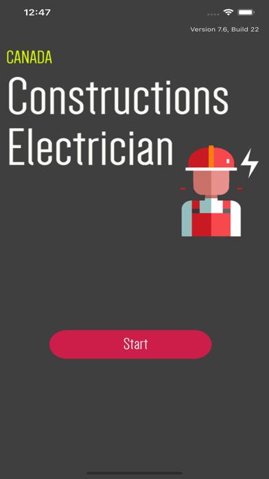 Construction Electrician (CAN) screenshot 1