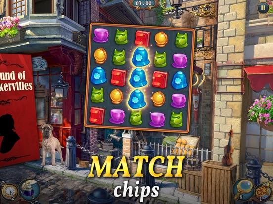 Sherlock: Hidden Match 3 Cases screenshot 9