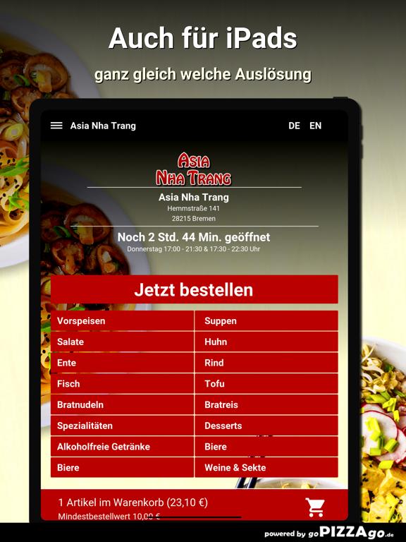 Asia Nha Trang Bremen screenshot 7