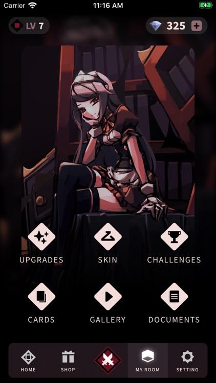 Phantom Rose Scarlet screenshot-4