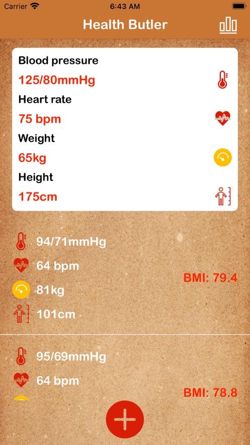 Health Butler-Make You Better平台手机app开发