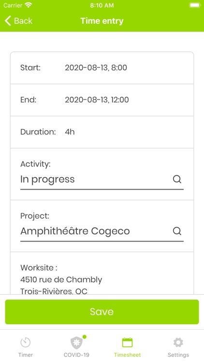 ProgressionPUNCH screenshot-5