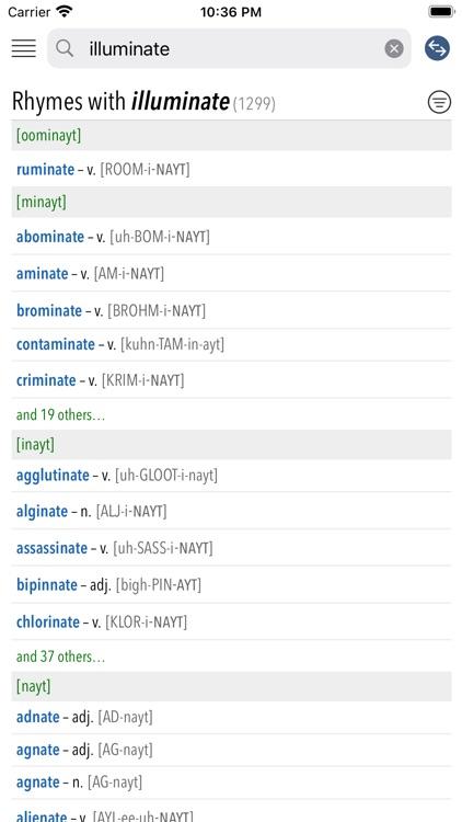 Antidote Mobile 4 – Bilingual screenshot-6