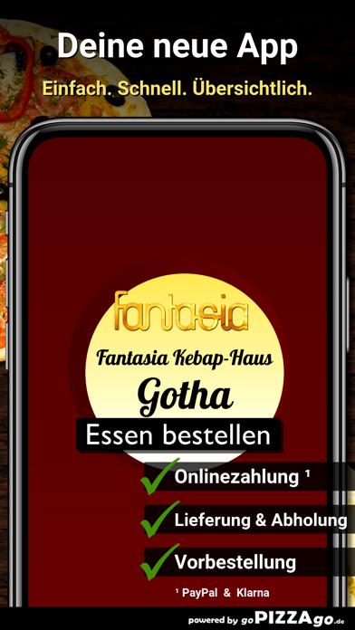 Fantasia Kebap-Haus Gotha screenshot 1