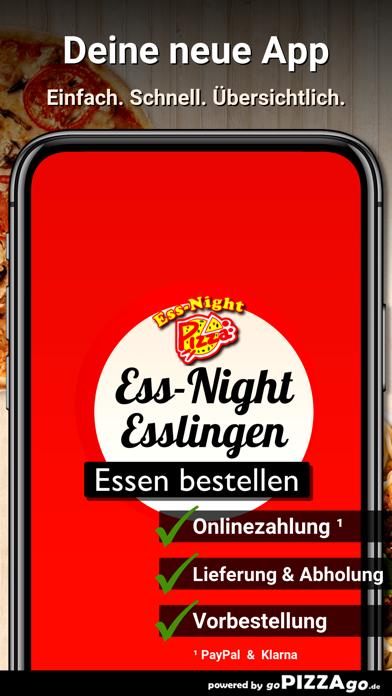 Ess-Night Pizza Esslingen screenshot 1