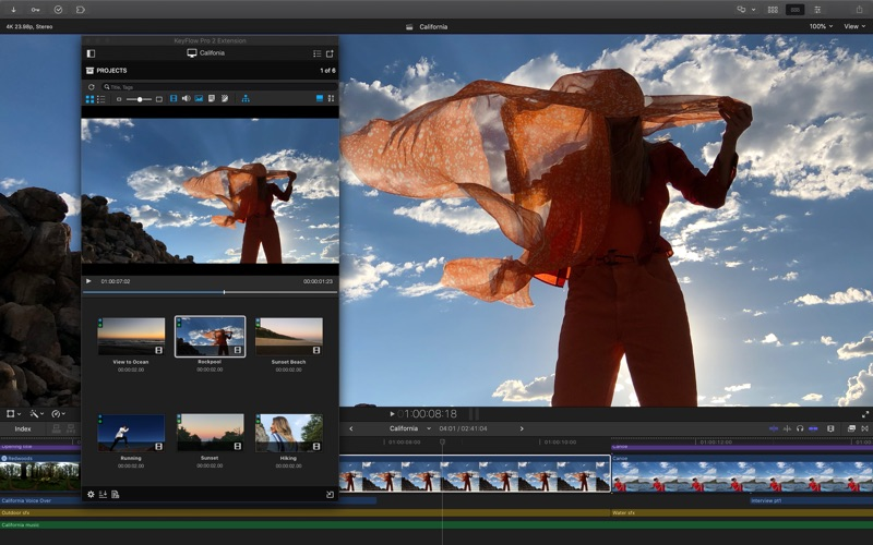 Final Cut Pro ScreenShot4