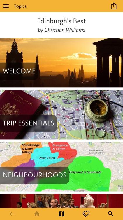 Edinburgh's Best: Travel Guide