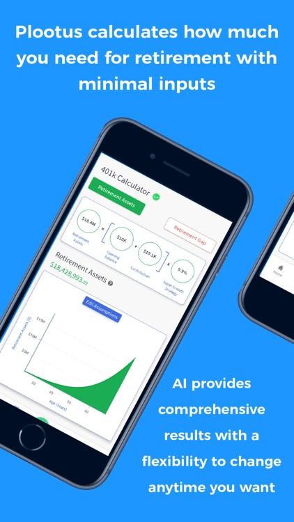 Plootus- 401k Simplified screenshot-3