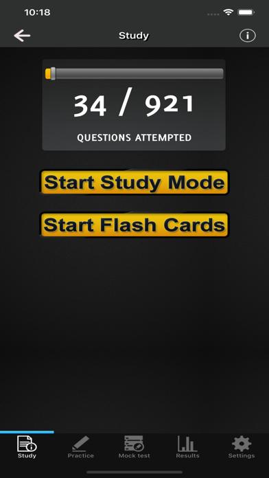 CFP - Practice Exam Q&A screenshot 3
