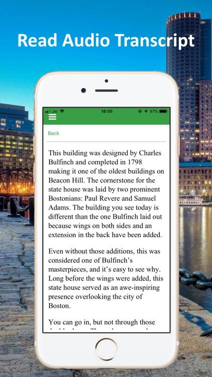 Boston Audio GPS Tour Guide screenshot-5