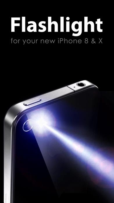 Flashlight ◯ screenshot one
