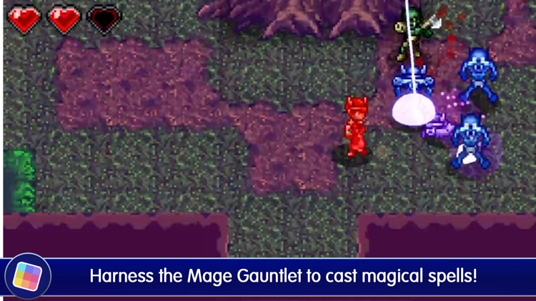 Mage Gauntlet - GameClub screenshot-0
