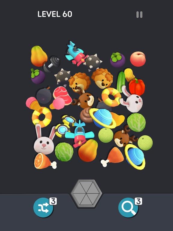 Pair 3D: Matching Puzzle Game screenshot 10