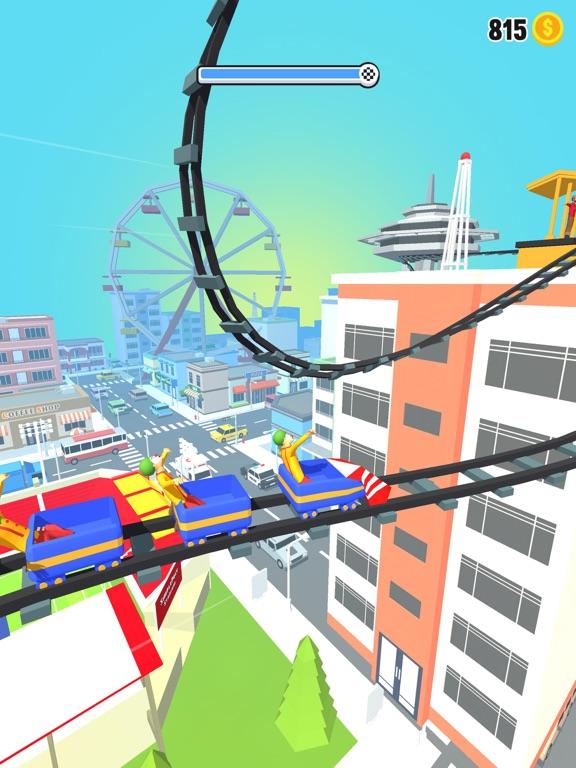 Roller Coasters screenshot 10