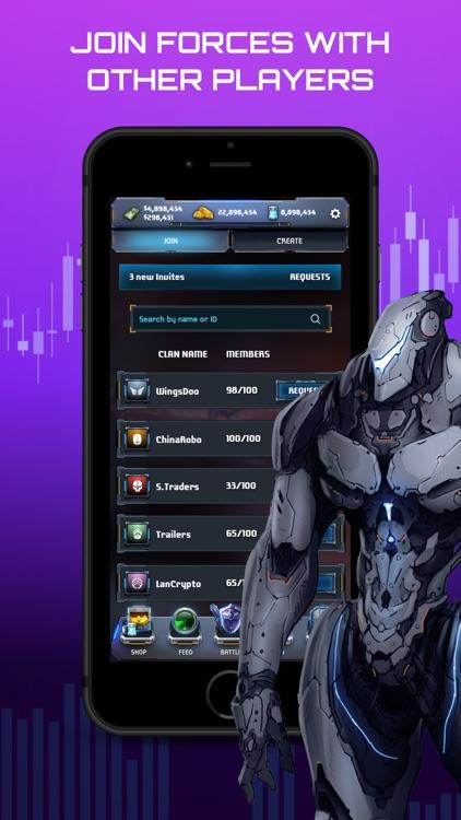 Botwars: Crypto Trading Game screenshot-7