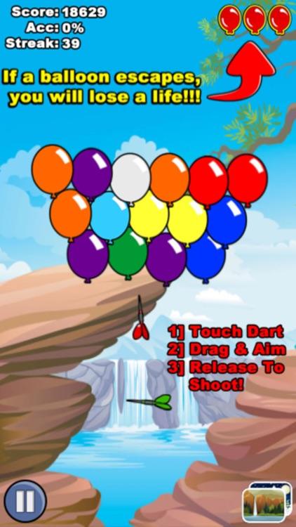 Crazy Darts screenshot-3