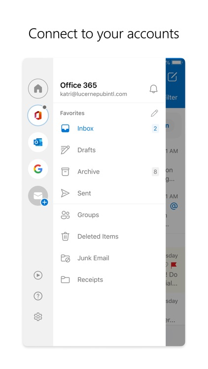 Microsoft Outlook screenshot-3